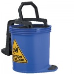 16LT PLASTIC-FRAME LIGHT-WEIGHT MOP BUCKET - ALL COLOURS