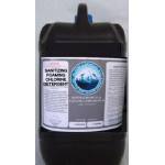 25LT SANITIZING FOAMING CHLORINATED DETERGENT (WITH AQIS APPROVAL)