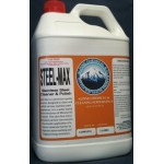 5LT STEEL-MAX (STAINLESS STEEL CLEANER AND POLISH)