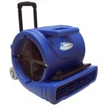 3-SPEED CARPEED DRYER WITH WHEELS - CLEANSTAR HW900R