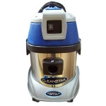 15LT STAINLESS STEEL COMMERCIAL WET & DRY VACUUM CLEANER - CLEANSTAR VC 15LT