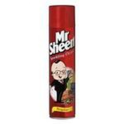 MR SHEEN MULTI SURFACE POLISH CAN 250G