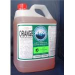 5LT ORANGE (DISINFECTANT CLEANER)