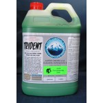5LT TRIDENT (TRIPLE-ACTION DETERGENT FOR FOOD-PREPARATION AREAS)