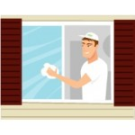 WINDOW & GLASS CLEANERS (10)