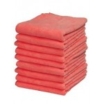 RED MIRCROFIBRE CLOTH (MEL JANITORIAL)