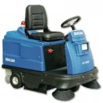 RIDE-ON SWEEPER - SEACLEAN